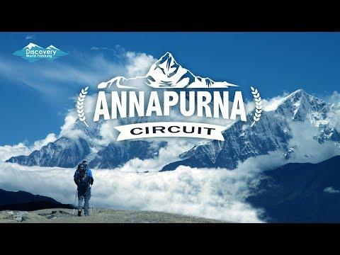 Annapurna Circuit Trekking 2018
