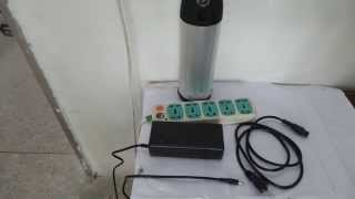 How to charge the Battery for electric bike