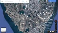 Google Maps - Above Finland