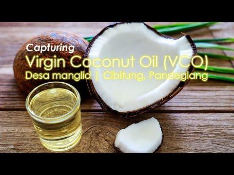 Virgin Coconut Oil (VCO) Desa Manglid   Cibitung, Pandeglang   Capturing Inovasi Desa