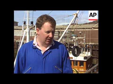 UK: SCOTLAND: TENSIONS RUN HIGH OVER EU FISHING QUOTAS