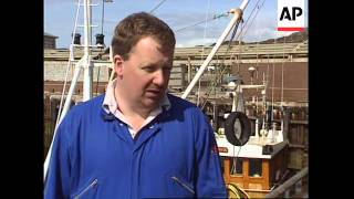 UK: SCOTLAND: TENSIONS RUN HIGH OVER EU FISHING QUOTAS