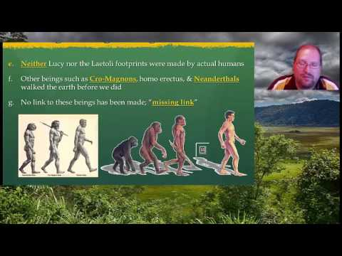 UL 1: Lecture 1 - Human Migration & Beginning of Agriculture