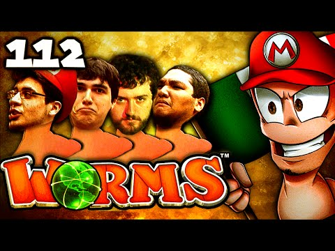 An 'Equal Opportunity' Screwer (Worms Clan Wars: The Derp Crew - Part 112)