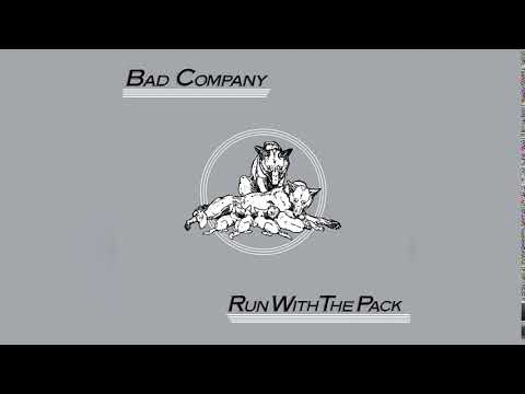 Bad Company - Run With the Pack (1976) (Full Album)