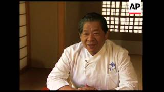 Michelin guide celebrates Japanese cuisine