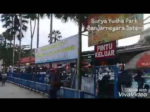 Water park Surya Yudha Banjarnegara Gilar-gilar