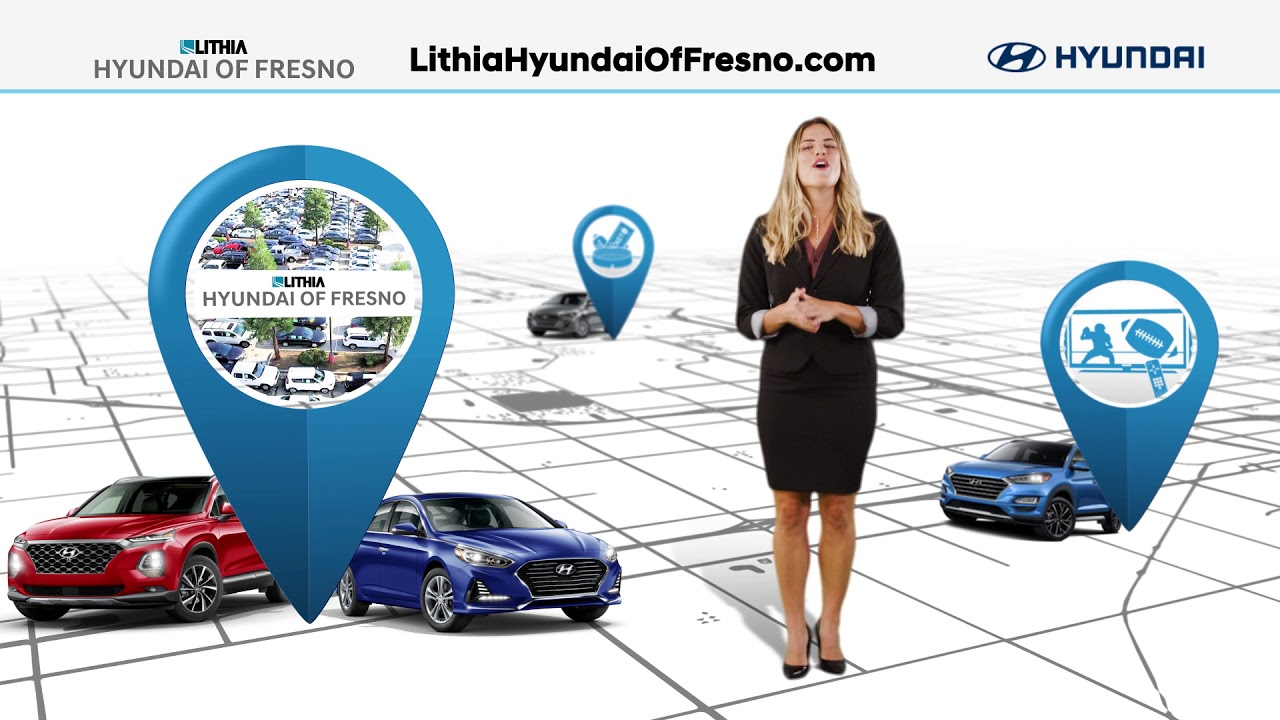 Fresno Car Dealers >> New Used Car Dealer In Fresno Ca Lithia Hyundai Of