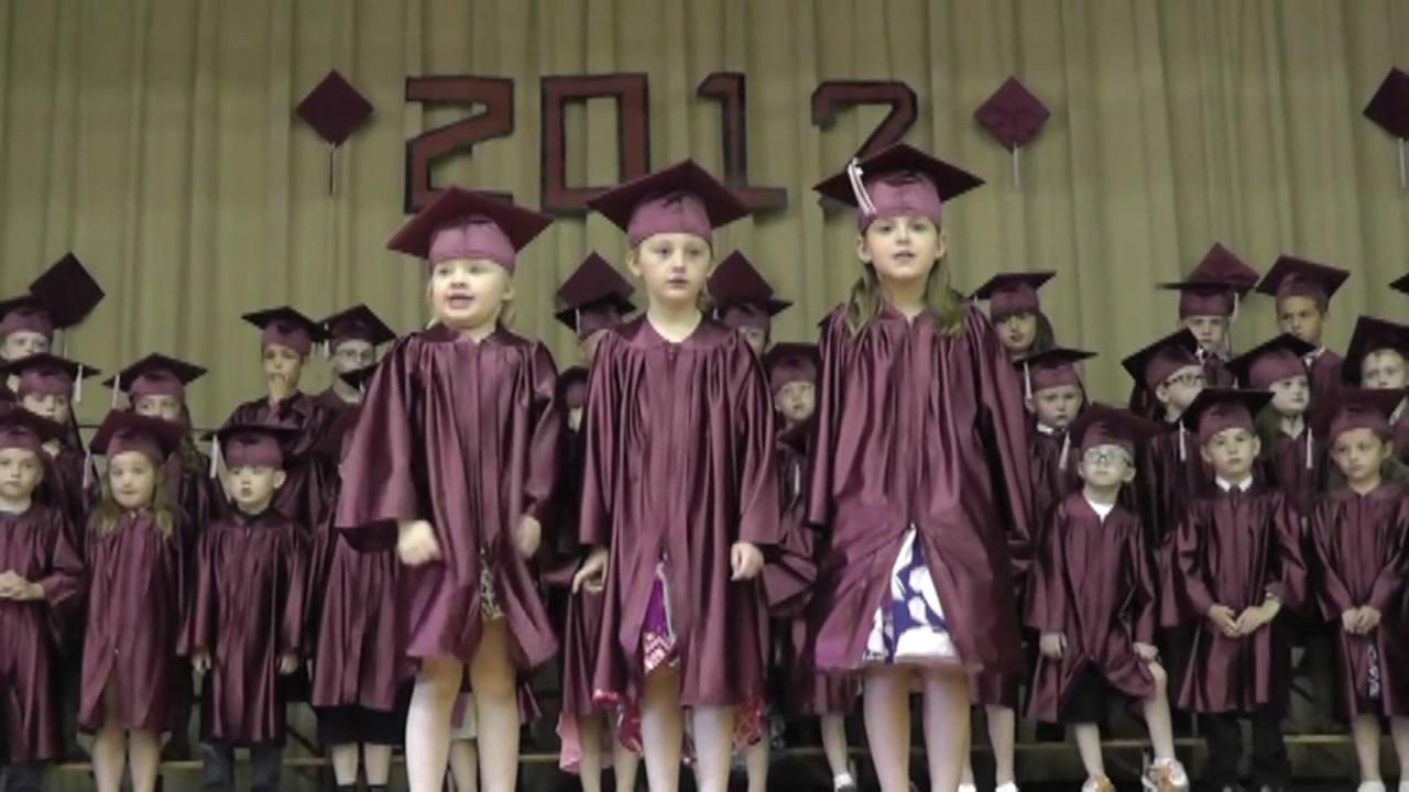 Mooers Kindergarten Graduation  6-15-17