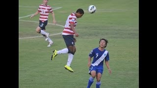 US u17 National Player Tommy Redding Disney Showcase Highlights 2011