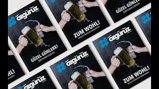 Zum Wohl! Deutsch-türkische Beziehungen – Das neue ÖZGÜRÜZ-Magazin
