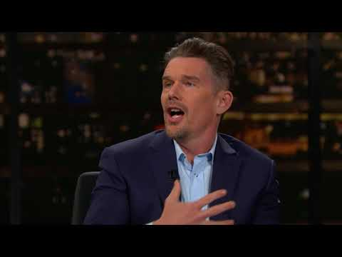 Ethan Hawke  Real Time with Bill Maher HBO