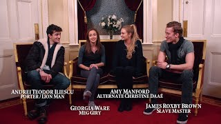 The Phantom of the Opera London - Christmas Q&A Part Two