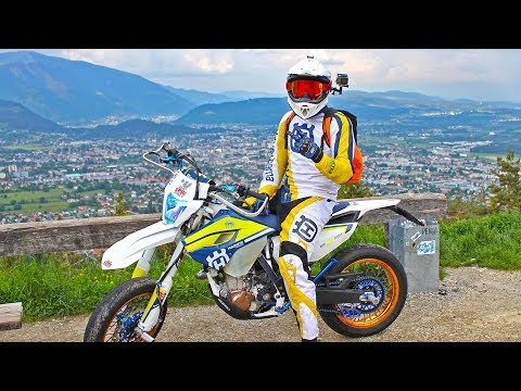 Living the Supermoto-Bikelife | Summer Adventures '18 #1