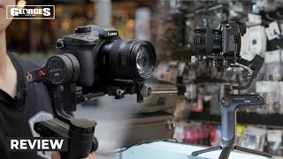 Best Travel Gimbal? Zhiyun WEEBILL LAB Hands-on Review by Georges