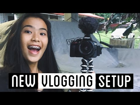 Typhoon Vinta in Dalama + New Vlogging Setup?! | Casey Robles