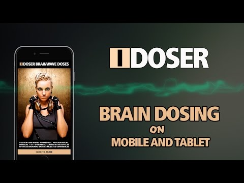 iDoser Dosing on Mobile + Tablet