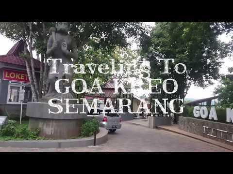Travel to Goa kreo semarang