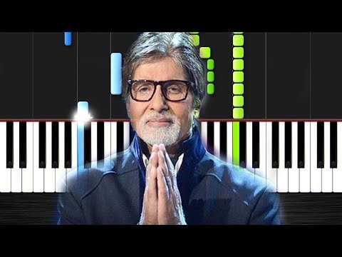 Main Hoon Don - Amitabh Bachchan - Don - Piano by VN