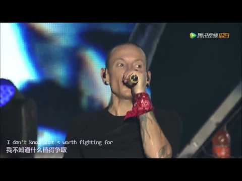 Linkin Park - Breaking The Habit (Live in Beijing 2015)