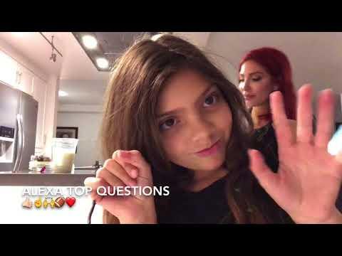 FARRAH & SOPHIA VS ALEXA FEBRUARY Q&A