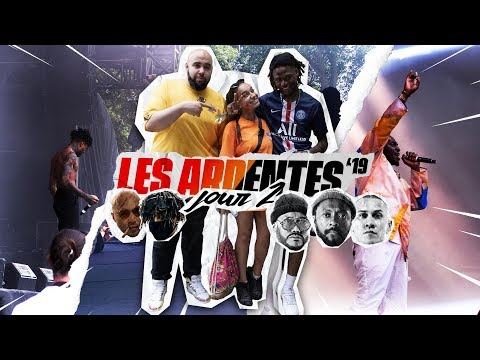 Youtube: EN COULISSES AVEC : ALKPOTE , DIDDI TRIX, SCARLXRD, PUSHA-T & THE BLACK EYED PEAS