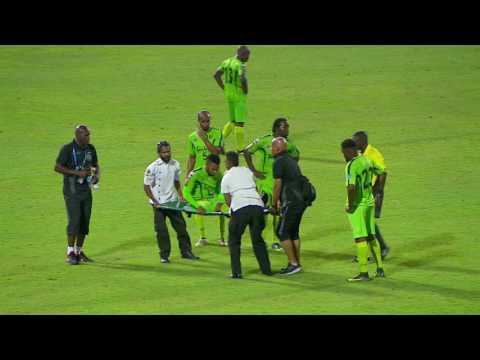 Finales CFU Club Championship-Central FC 3 Grenades 1