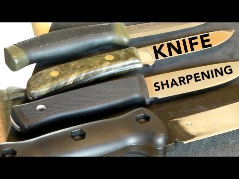 Knife Sharpening: How to Get a Razor Sharp Edge on a Budget