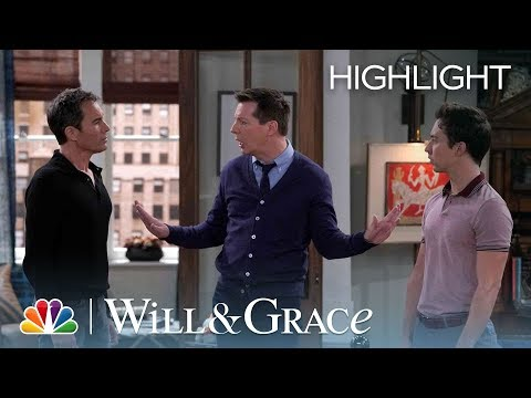 Will Sees How Far He Can Push Jack - Will & Grace (Episode Highlight)