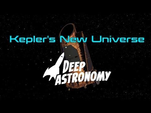 Kepler's New Universe