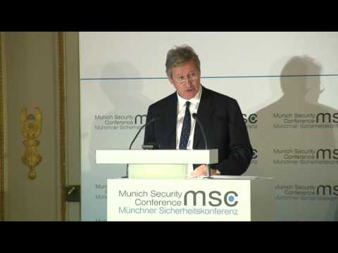 Munich Security Conference 2017: