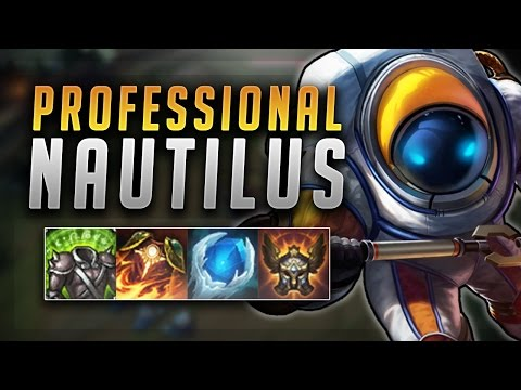 PRO NAUTILUS TOP SUPER TANK HARD CARRY RAGERS! - Road to Challenger #35