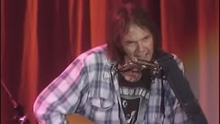 Neil Young - Crime In The City - live 1989