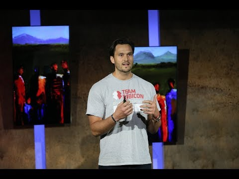 Jake Wood: Bringing Veterans to the Disaster Relief Front Lines | #WTFuture