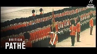 Trooping The Colour Techniscope Version (1964)
