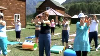 Региональное обучение август 2012 Алтай