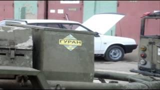 Полевая кухня КП-130(Готовим кухню к 9 мая., 2014-05-06T05:41:01.000Z)