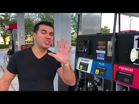 Diferença da Gasolina no Brasil x Estados Unidos! Revoltante!