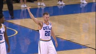 Highlights: UCLA basketball puts on a show in win against Michigan