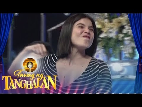 Tawag ng Tanghalan: Billy on Anne's knock knock joke