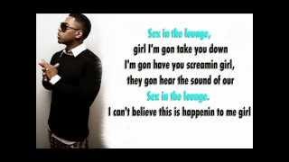 Sex in The Lounge - Nicki Minaj Feat.( Bobby V, Lil