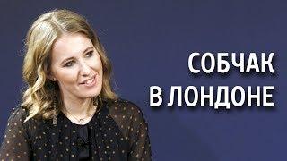 Ксения Собчак: «Я пришла в политику надолго»