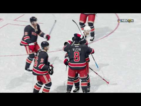 NHL 17: Florida Panthers Vs NY Rangers - St. Patrick's Day Game - Patch 1 07