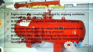 Fixed Foam Fire Extinguishing System Failure - A Case Study