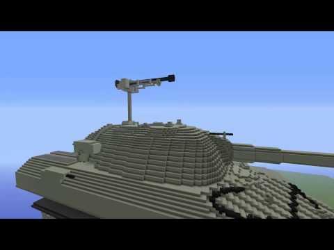 видео: JS-7 in Minecraft!