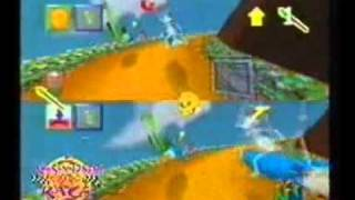[Nintendo 64] Looney Tunes: Space Race Promo
