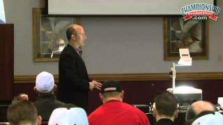 Tony Levine: Strategies for Building Your Kickoff Coverage Mp3