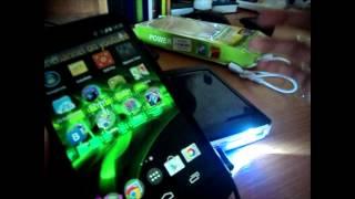 Power Bank-Обзор аккумулятора на солнечной батарее из Китая