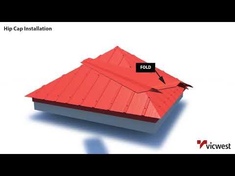 Hip Cap Installation Video