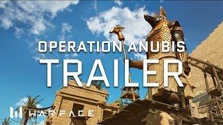 Warface - Trailer - Anubis Special Operation